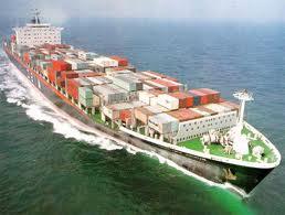 Заказать Международные морские грузоперевозки