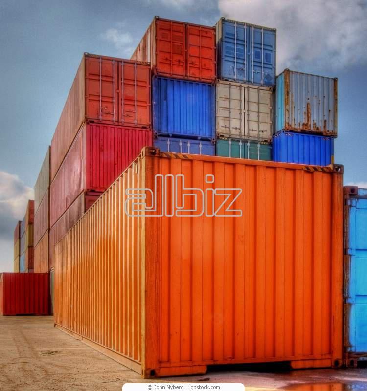 Заказать Контейнерные перевозки грузов