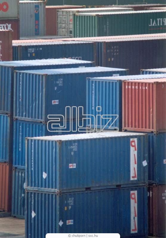 Заказать Страхование грузов в Литве