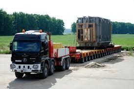 Заказать Перевозки негабаритных грузов