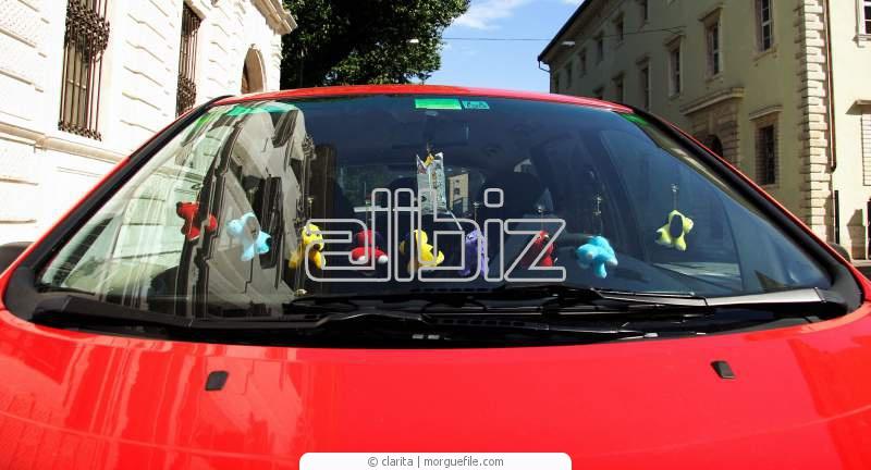 Заказать Замена лобовых автомобильных стекол