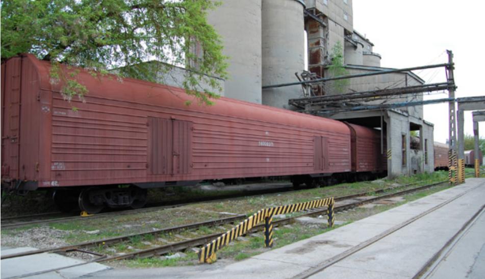 Заказать Перевозка грузов по железной дороге