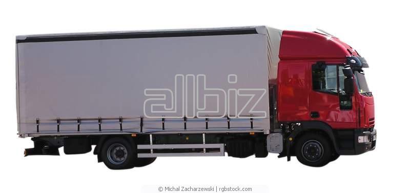 Заказать Перевозки грузов