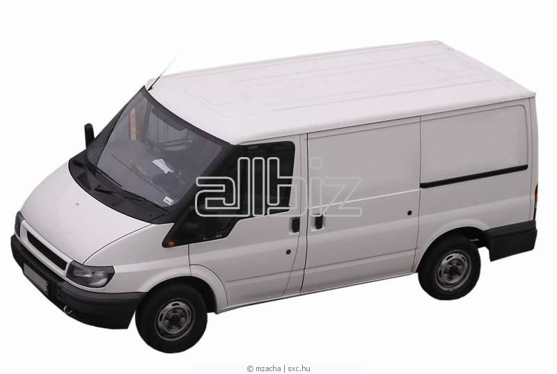 Заказать Автомобильные перевозки штучных и тарных грузов
