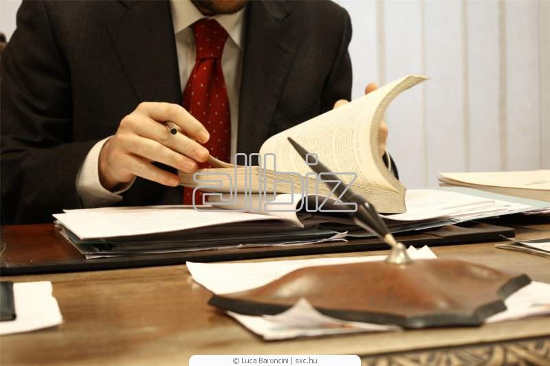 Заказать Услуги юристов, адвокатов по гражданскому праву