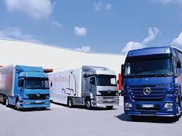 Заказать Международные автомобильные перевозки грузов