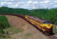 Заказать Железнодорожные перевозки грузов