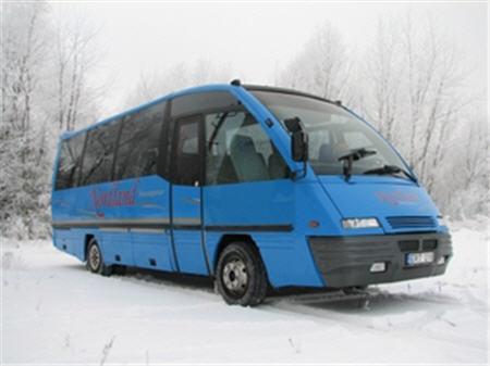 Заказать Аренда автобуса MAN L2000