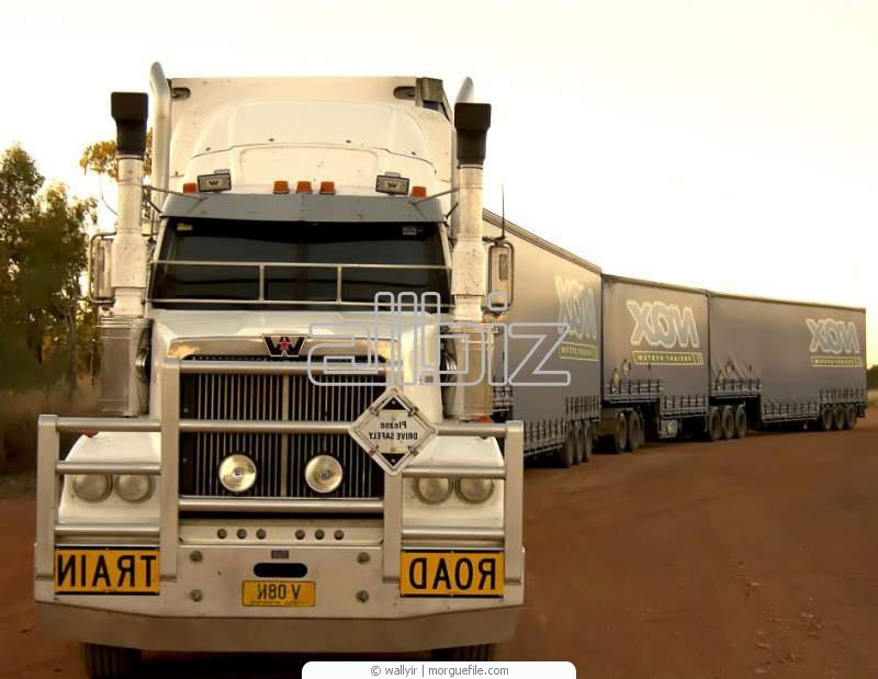 Заказать Перевозки грузовые мультимодальные