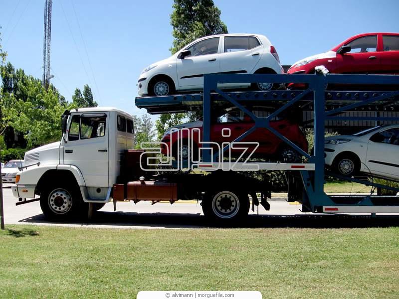 Заказать Перевозки автомобильные, классифицированные по видам грузов