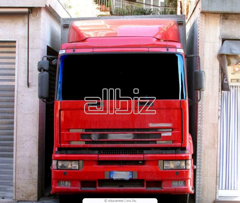 Заказать Техническое обслуживание и ремонт грузовых автомобилей