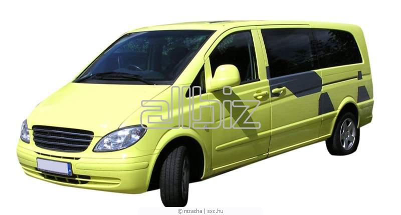 Заказать Ремонт легковых автомобилей и фургонов