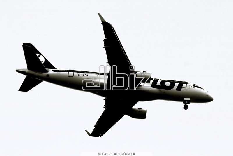 Заказать Международные авиаперевозки