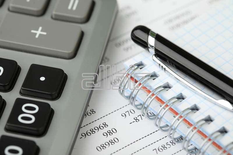Заказать Услуги бухгалтерского учета