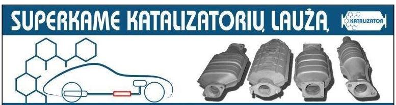 Заказать Переработка металических автомобильных катализаторов