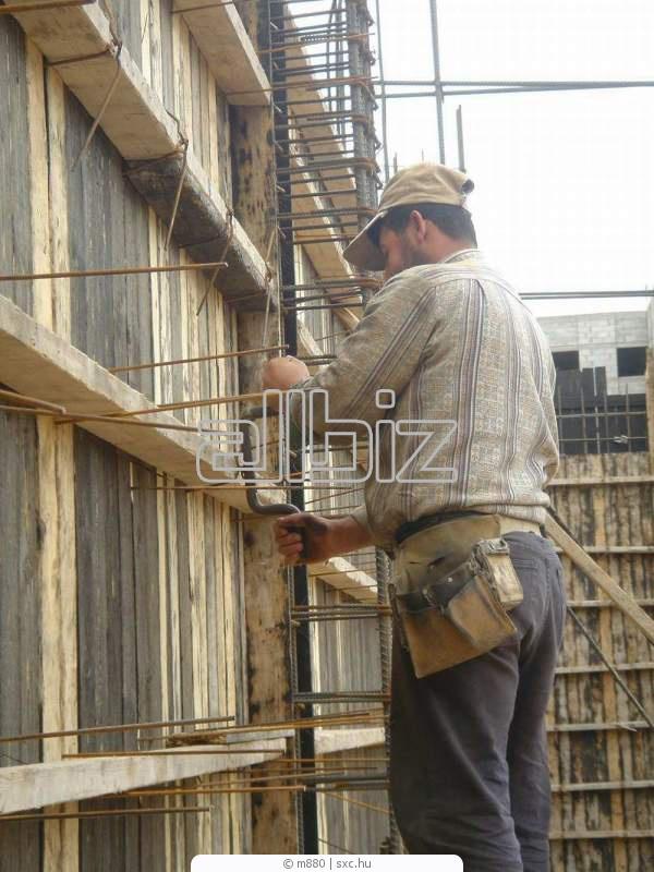 Заказать Строительные и монтажно-строительные работы