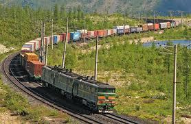 Заказать Перевозка грузов ж/д транспортом