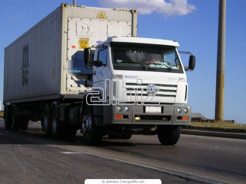 Заказать Перевозки грузов различными видами автотранспорта