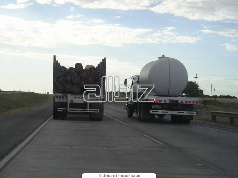 Заказать Автотранспортные перевозки грузов