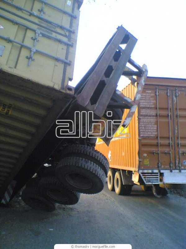 Заказать Страхование разногабаритных грузов