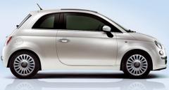 Прокат автомобилей Fiat 500