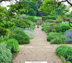 Проектирование ландшафта сада