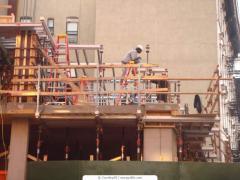 Реконструкция, модернизация, реставрация, капитальный ремонт зданий и сооружений