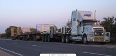 Услуги экспедирования грузов