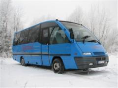 Аренда автобуса MAN L2000