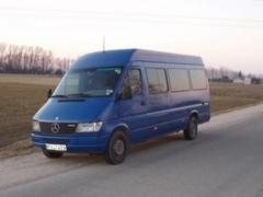 Аренда микроавтобуса MB 312 Sprinter