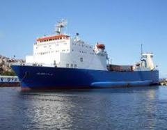 Перевозки морским транспортом