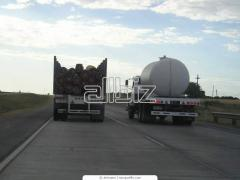 Автоперевозки различных грузов