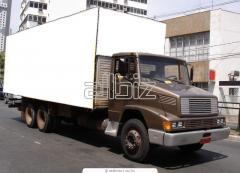Автомобильные перевозки штучных и тарных грузов