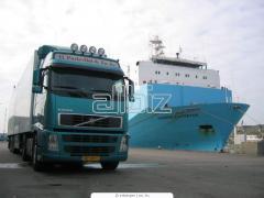 Транспортное право и право транспортных перевозок