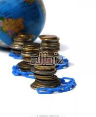 Юридические услуги в области финансового права