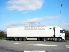 Перевозка грузов, которым необходим терморежим