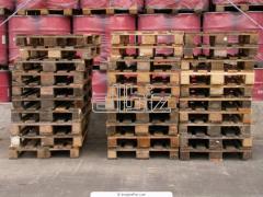 Складирования и хранения грузов на поддонах