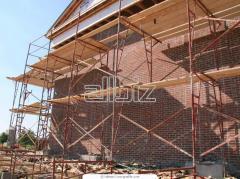 Реставрация зданий, сооружений