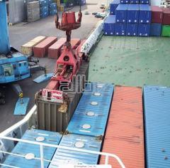 Мультимодальные контейнерные грузоперевозки