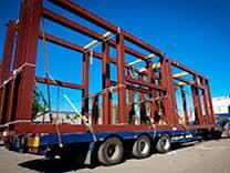Перевозка проектных грузов