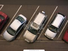 Места для парковки в аренду
