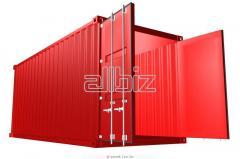 Аренда и прокат контейнеров морских и грузовых