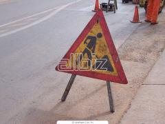 Укрепление дорожных покрытий