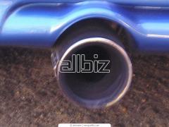 Ремонт глушителей автомобилей