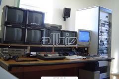 Срвисное обслуживание видео и аудио аппаратуры
