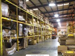 Услуги склада