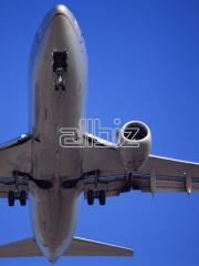 Перевозки грузов воздушным транспортом: