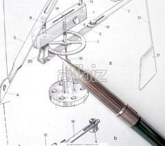 Услуги дизайнерские и проектные