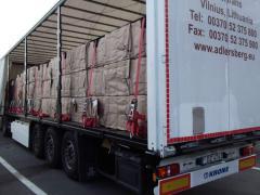 Местная перевозка полных грузов