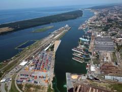 Морские контейнерные перевозки грузов из Китая,США .....через порт Клайпедa